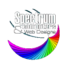Spectrum Computers & Web Designs Logo